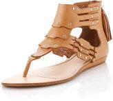 Ike Gladiator Sandal, Nude