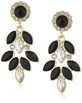 Vera Bradley Holiday Glitz Chandelier Drop Earrings