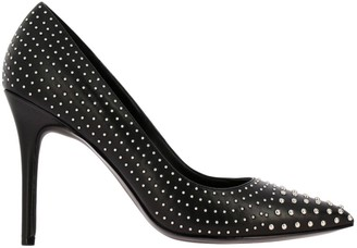 MICHAEL Michael Kors Claire Pumps In Leather With Studs