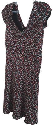 Cacharel Multicolour Silk Dress for Women