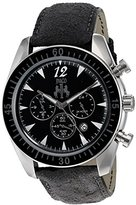 Jivago Men's 'Timeless' Quartz Stainless Steel Casual Watch (Model: JV4511)