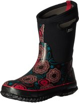 Bogs Classic Posey Winter Snow Boot (Toddler/Little Kid/Big Kid)
