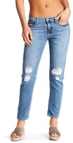 Lucky Brand Sienna Distressed Cigarette Jean
