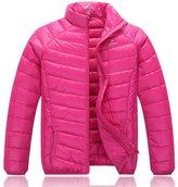 Janeyer® Janeyer Children Winter CHIC Pure Lightweight Anoraks Jacket Down Coat