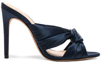Alexandre Birman Satin Kacey 100 Sandals