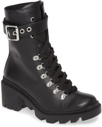 Silent D Nigel Combat Boot