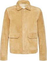 eidos Suede Flight Jacket