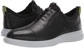 Ecco ST.1 Hybrid Lite LX Tie (Black) Men's Shoes