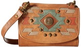 American West Zuni Passage Small Crossbody/Wallet Cross Body Handbags