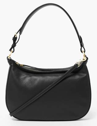 M&S CollectionMarks and Spencer Leather Mini Hobo Bag