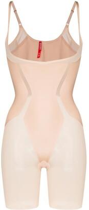 Spanx Haute Contour mid-thigh bodysuit