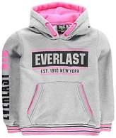 Everlast Kids Girls Hoodie OTH Hoody Hooded Top Long Sleeve Warm Kangaroo Pocket