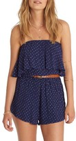 Billabong Women's New Story Romper