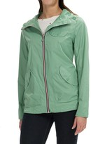 Bernardo Packable Windbreaker Jacket (For Women)