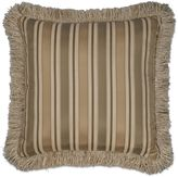 Austin Horn® Classics Cherub Stripe Square Throw Pillow in Beige