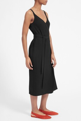 Everlane The Japanese Goweave Tank Dress