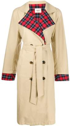 Jovonna London Rylee belted trench coat