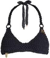 Stella McCartney Crochet halterneck bikini