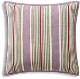 "Ralph Lauren Northward Stripe Decorative Pillow, 18"" x 18"""