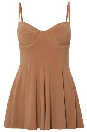 Norma Kamali Beach dress