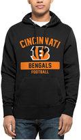 '47 Men's Cincinnati Bengals Gym Issued Hoodie