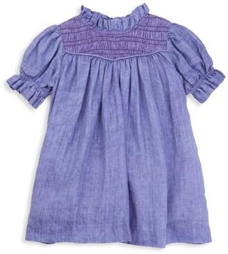 Sea Little Girl's & Girl's Tara Puff-Sleeve Shift Dress