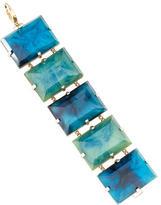Etro Faceted Crystal Link Bracelet
