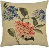 Adorabella Hydrangeas Square Cushion