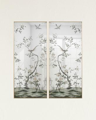 John-Richard Collection Roku Mirror Panels, Set of 2