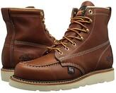 Thorogood 6 Soft Moc Toe (Tobacco) Men's Work Boots