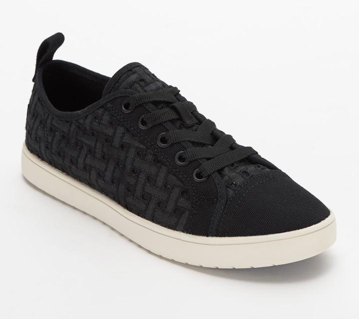24810d70f53 By Ugg Woven Sneakers - Kellen Low Lace Denim