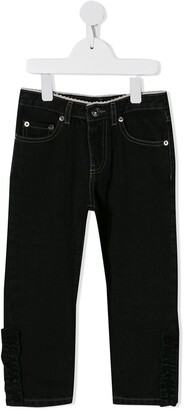 No21 Kids Straight-Fit Jeans