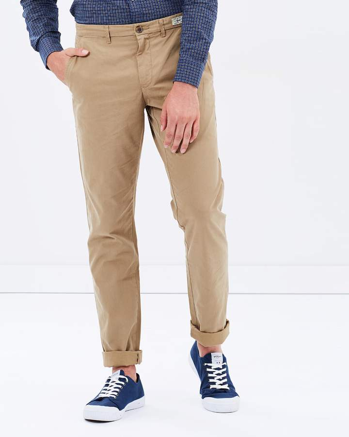 Tommy Hilfiger Boston Twill Mercer Chinos