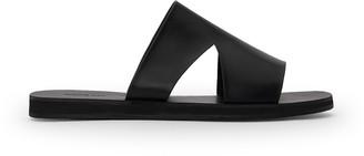 Matt & NatMatt & Nat LEVOS Slip On Sandals - Black/Black