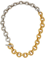 Thumbnail for your product : Ben-Amun Women's Two-Tone Gold-Plated Chain Necklace - Gold - Moda Operandi
