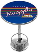 Denver Nuggets Hardwood Classics Chrome Pub Table
