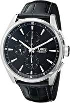Oris Men's 67476444054LS Artix Analog Display Swiss Automatic Watch