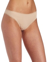 OnGossamer Women's Cabana Cotton Hip G-Thong Panty