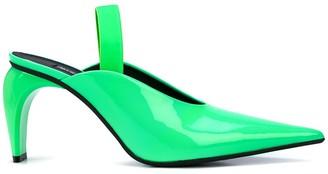 Misbhv Slicer slingback pumps