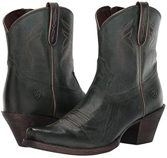 Ariat Lovely (Blue Grass) Cowboy Boots