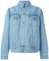 Les (Art)ists 'New Wave' denim jacket - women - Cotton - XS