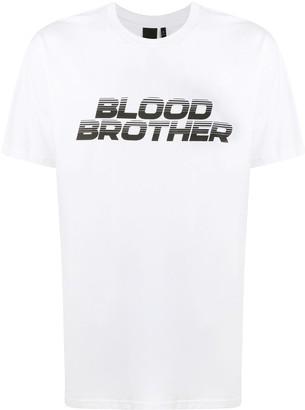 Blood Brother Opal logo-print T-Shirt