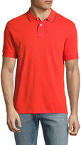 Paul Smith Men's Solid Polo Shirt