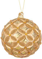 John Lewis Tales of the Maharaja Petal Bauble with Gems, Gold