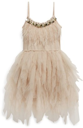 Tutu Du Monde Swan Queen Feather Tutu Dress