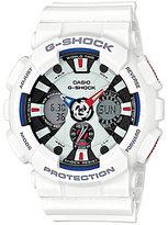 G-Shock XL Red, White & Blue Ana-Digi Watch