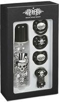 Rock Star Baby Tattoo Pirate Bottle & Pacifier Set