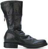 Fiorentini+Baker calf-length zip boots