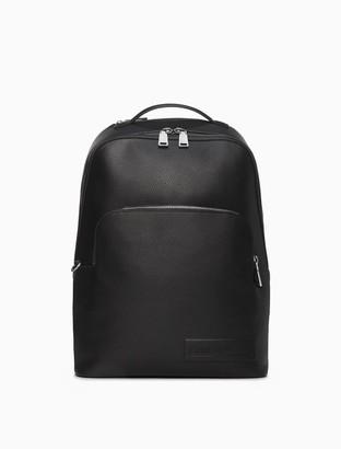Calvin Klein Business Casual Zip Backpack