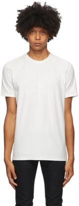 Etro White Terry Logo T-Shirt